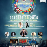 Free Community Event Multicultural Festival